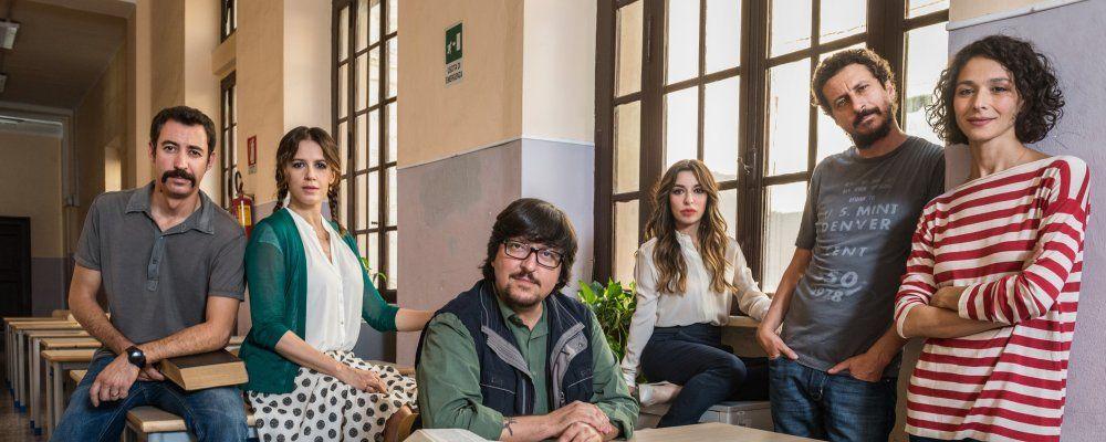 Immaturi : Anticipazioni e news sulla serie con Luca e Paolo e Ricky Memphis