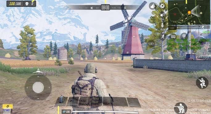 Call of Duty Mobile disponibile gratuitamente per Android e iOS