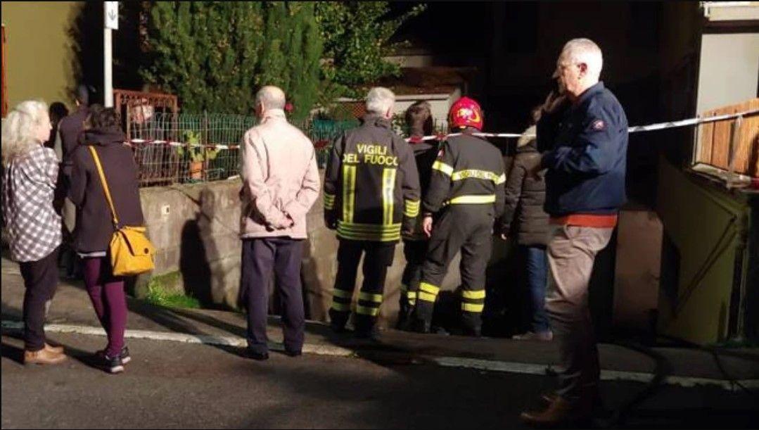 Esplosione nel garage, muore a 33 anni Leonardo Nannetti