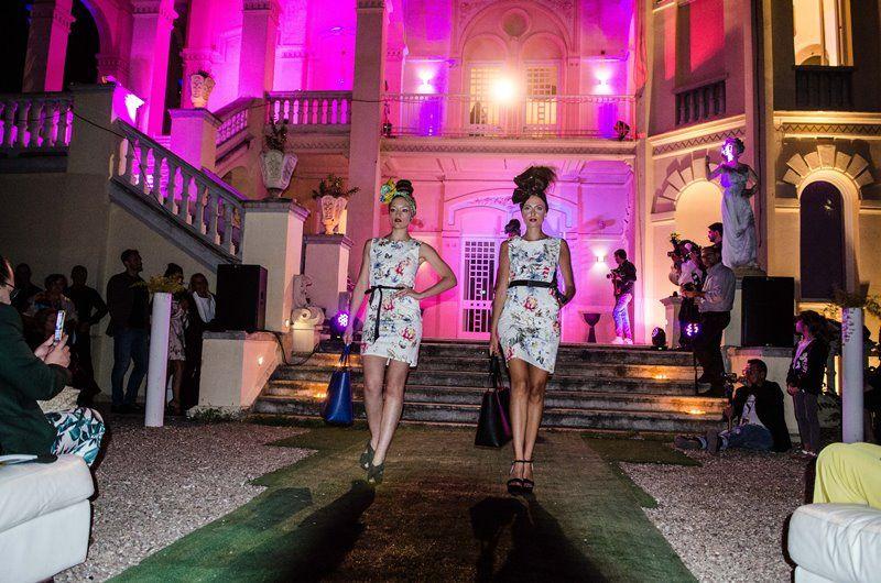 Maiorano Magazine: fashion show e glam party per il primo compleanno