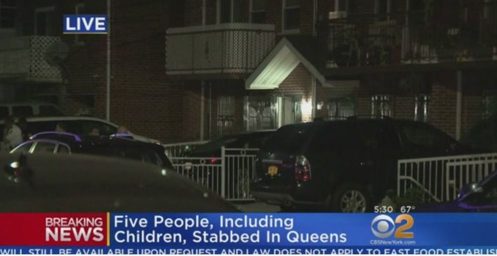 New York : Tre bimbi accoltellati in un asilo nido, arrestata una donna