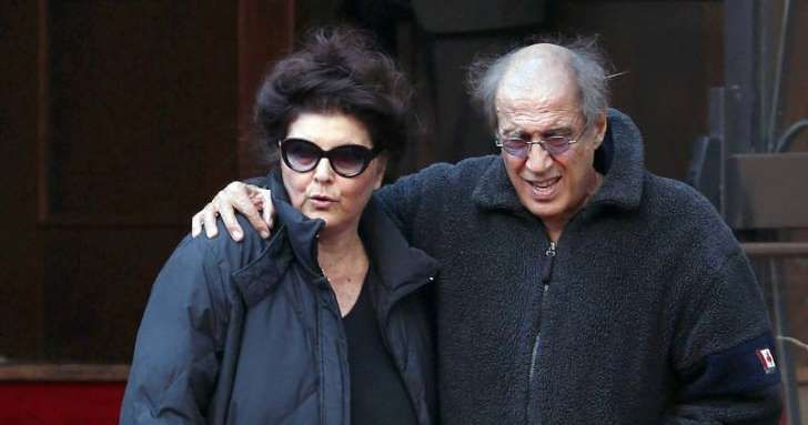 Galbiate : Paura per Adriano Celentano e Claudia Mori