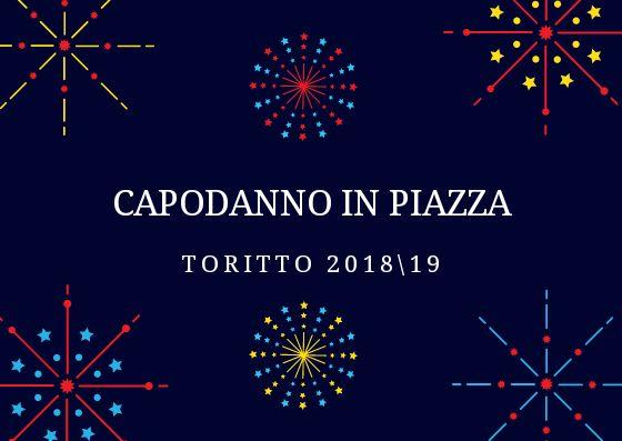Capodanno 2019 a Toritto: sul palco i grandi artisti della musica dance degli anni '90