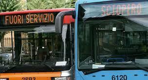 Sciopero trasporti Roma: il primo stop del 2019 diautobus e metro