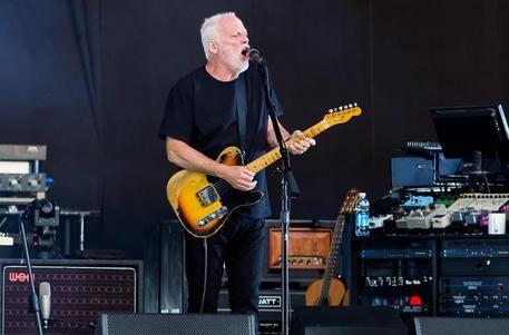 Hit parade : in vetta David Gilmour e Lucio Battisti
