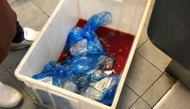 Milano : maxi sequestro di alimenti cinesi scaduti