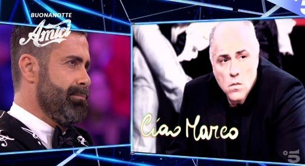 Francesco Gabbani ospite terza puntata di Amici 2018 Serale