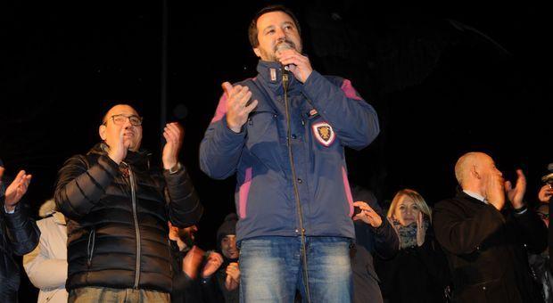 Ora basta, non entra più nessuno! Matteo Salvini non molla