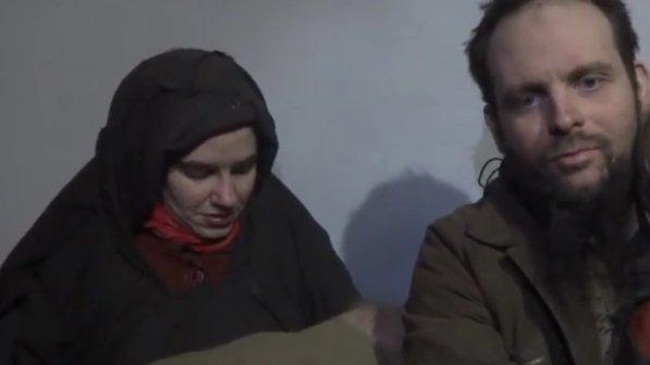 Joshua Boyle, ex ostaggio talebani rientrato in Canada con la famiglia : Hanno ucciso mia figlia