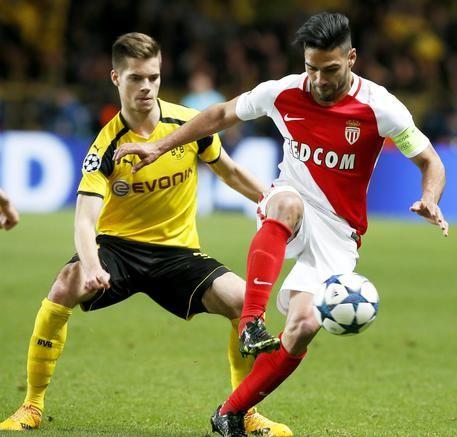 Champions League : Monaco-Borussia Dortmund 3-1