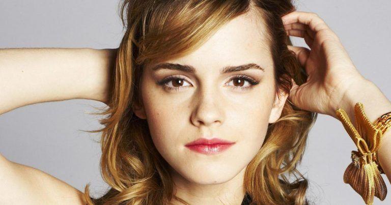 Emma Watson hackerata : rubate foto private e diffuse sul dark web