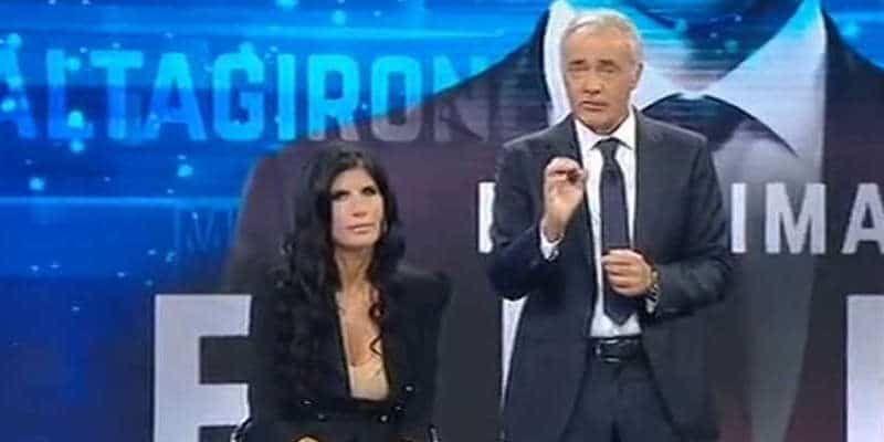 Pamela Prati e Giletti contro Barbara D'Urso : Hanno fatto soldi sulla mia pelle