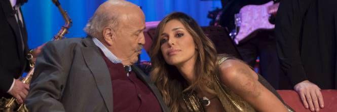 Mediaset non ha messo Belen Rodriguez in panchina! Parola di Maurizio Costanzo