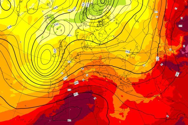 Meteo, quinta ondata di caldo! Torna il caldo sull'Italia con punte di 40° al Sud