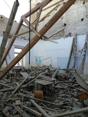 Tragedia sfiorata al tecnico Montani di Fermo : Crolla il tetto prima dell'entrata degli studenti