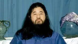 Giappone : giustiziato  il fondatore del culto Aim Shinrikyo Shoko Asahara