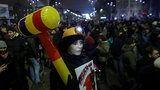 Romania : In migliaia in piazza contro l'amnistia detenuti