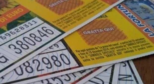 Verona : Trova un vecchio biglietto della lotteria e scopre di aver vinto un milione di euro