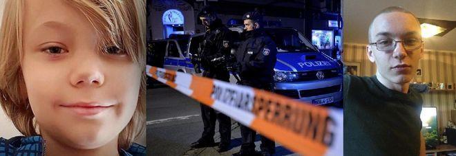 Arrestato 19enne in Germania il killer del piccolo Jaden massacrato con 40 coltellate