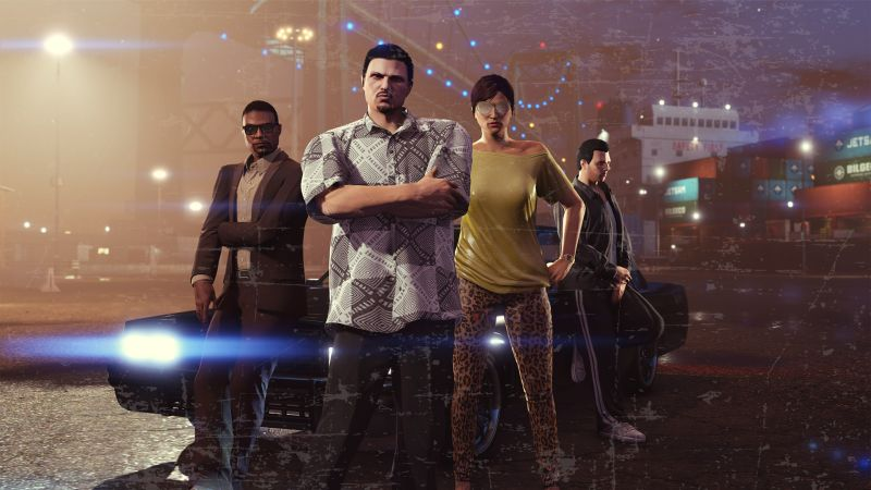 GTA Online: goditi i vantaggi manageriali