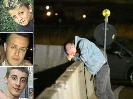Incidente Saronno - l'unico sopravvissuto Luca Carro : Sono morti, voglio solo dormire