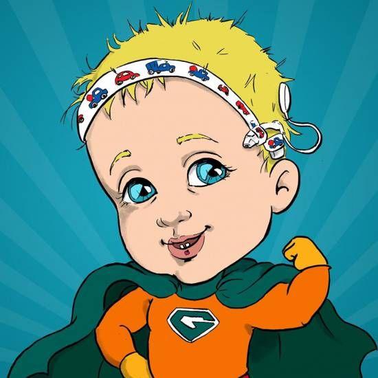 Trovato un donatore di midollo per il piccolo Gabriele : ora può fare trapianto
