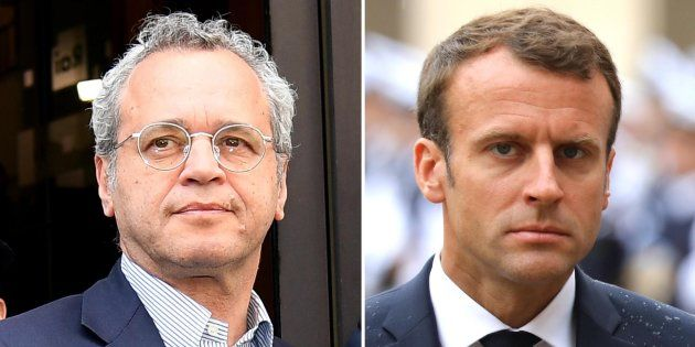 Enrico Mentana al Presidente Macron : lezioni da altri, ma da lei proprio no