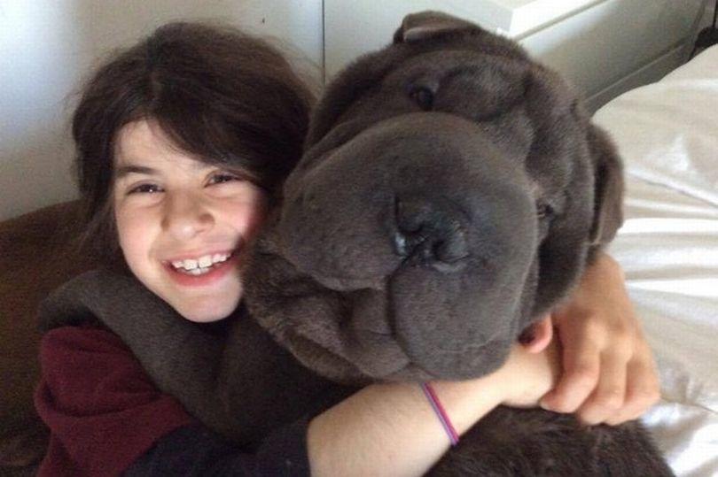 La piccolo Isabel morta a 9 anni solo per aver mangiato il biscotto sbagliato