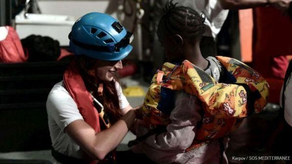 Unhcr  : Malta e Italia facciano sbarcare i migranti ora