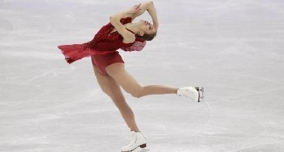 Olimpiadi 2018 - Pattinaggio : La campionessa Carolina Kostner porta l'Italia in finale