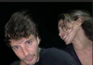 Notte brava a Milano per Belen Rodriguez e Stefano De Martino