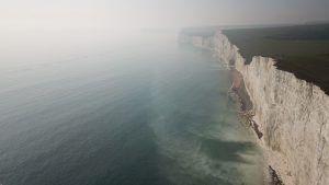 Allarme Nube tossica in Gran Bretagna