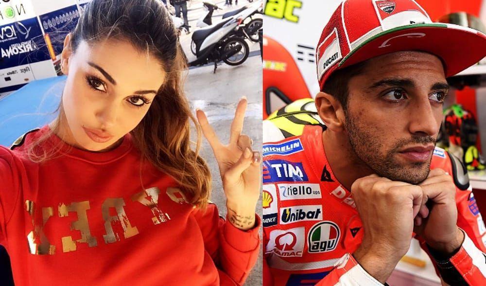 Andrea Iannone è stufo della storia con Belen Rodriguez