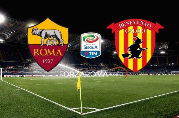 Diretta Live Roma-Benevento : Streaming e dove vedere in TV - partita oggi domenica 11 febbraio 2018