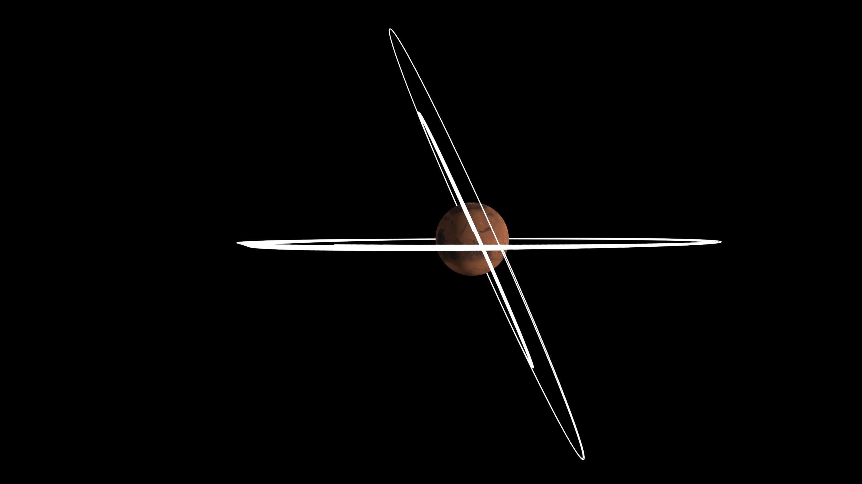 Trace Gas Orbiter (TGO) verso l'orbita finale