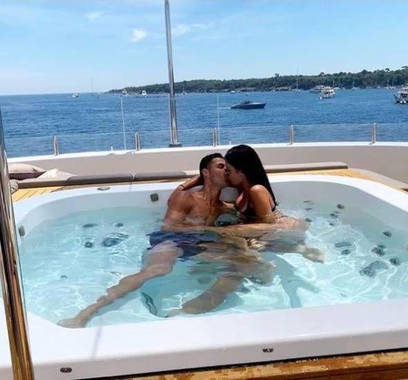 Cristiano Ronaldo e Georgina Rodriguez ... Un giorno ci sposeremo