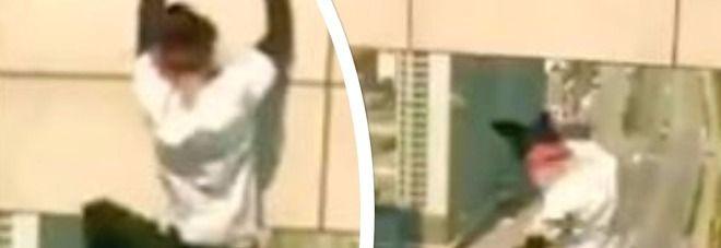 Wang Yong Ning  : 26enne si arrampica sul grattacielo per farsi un selfie, precipita e muore