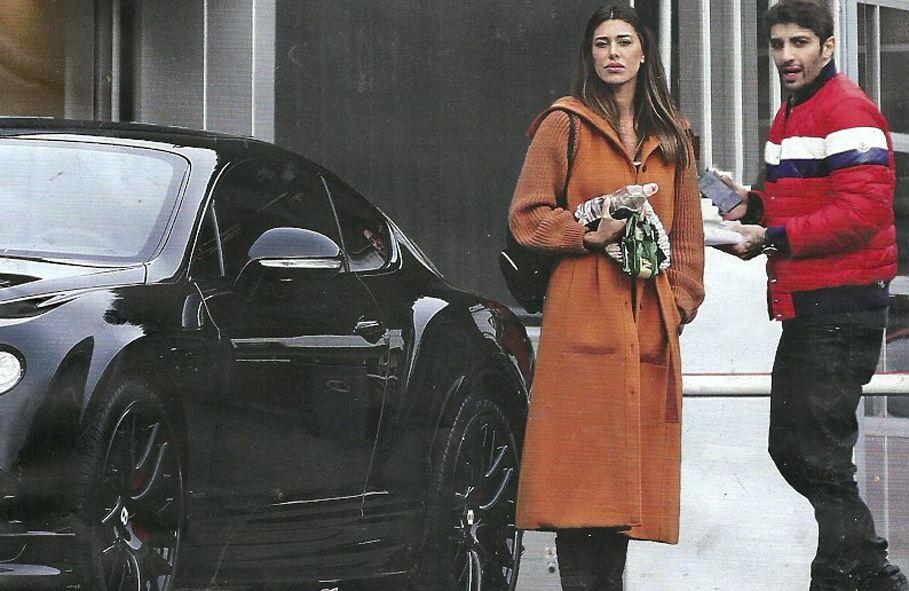 Belen Rodriguez e Andrea Iannone si regalano una Bentley da 400mila euro