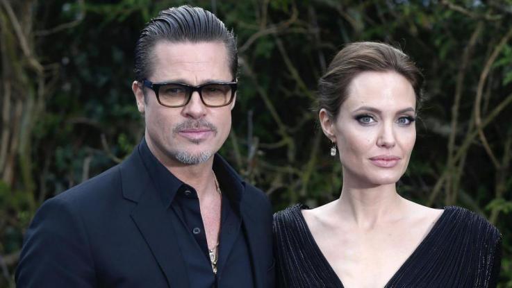 Angelina Jolie pronta a perdonare Brad Pitt