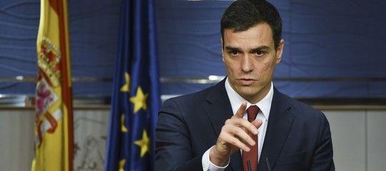 Pedro Sanchez : governo italiano anti-europeo ed egoista