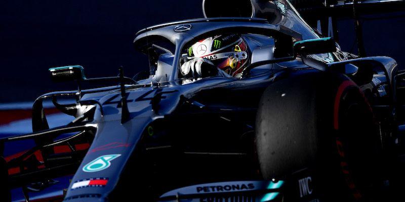 Gran Premio di Russia : trionfa Lewis Hamilton, Ferrari 3°