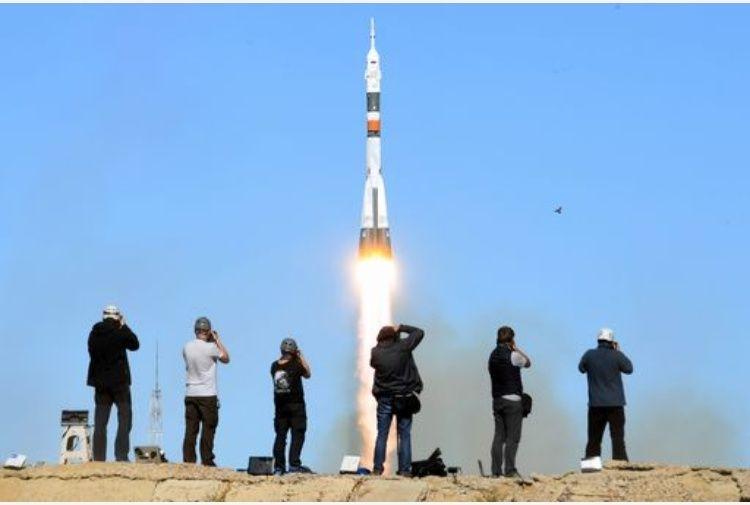 Spazio : in primavera nuovo lancio Soyuz verso ISS