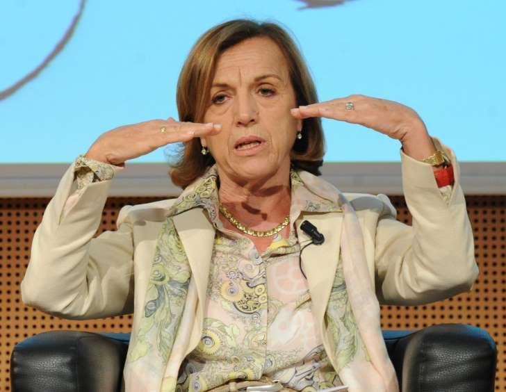 L'ex ministro Elsa Fornero in pensione a 71 anni : Ma non ci andrà con la riforma da lei varata