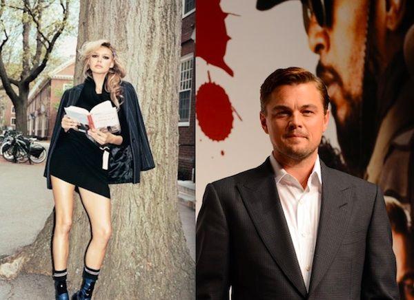 Matrimonio In Appello Streaming : Leonardo di caprio e la bollente fidanzata kelly rohrbach