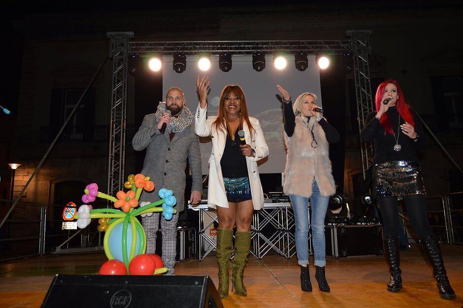 Grande successo di pubblico per il Carnevale 2019 a Toritto con Regina e Kim Lukas
