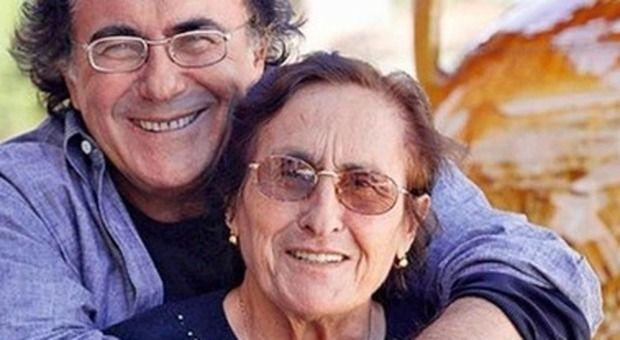 Al Bano, morta mamma Jolanda. Il dolore del figlio alla camera ardente