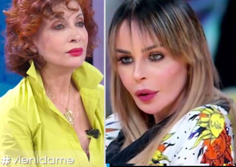 Saprai quanto è bella la menopausa! Alda D'Eusanio silura Nina Moric