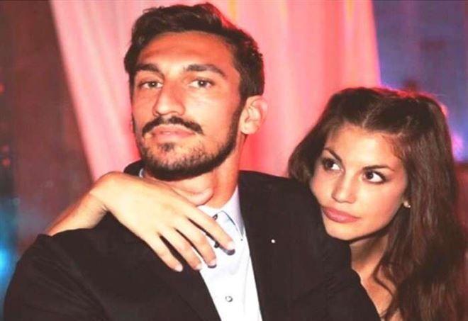 Francesca Fioretti, chi è la fidanzata di Astori, da showgirl a mamma