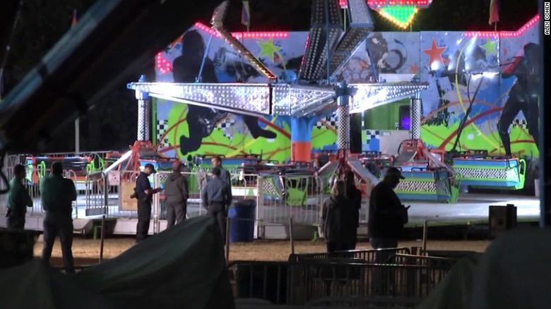 Bimba di 10 anni vola dalla giostra al lunapark! Tragedia Deerfield Township Harvest Festival