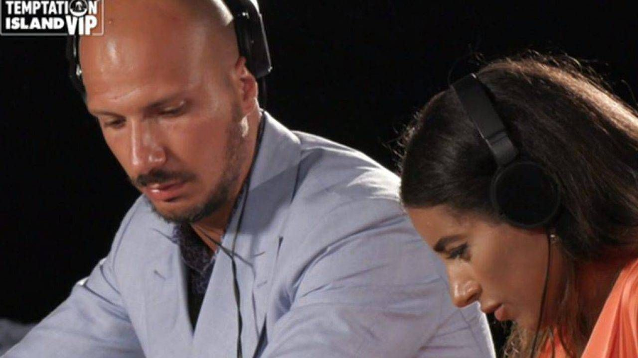 Choc dopo Temptation Island Vip, atti di razzismo contro Silvia Tirado
